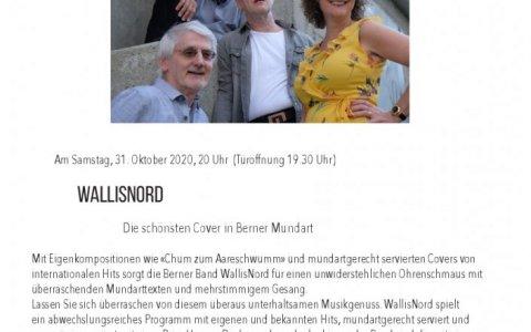 Wallisnord - Stefs Kulturbistro Ostermundigen