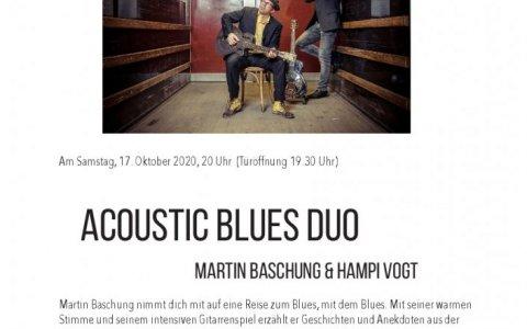 Martin Baschung - Stefs Kulturbistro Ostermundigen