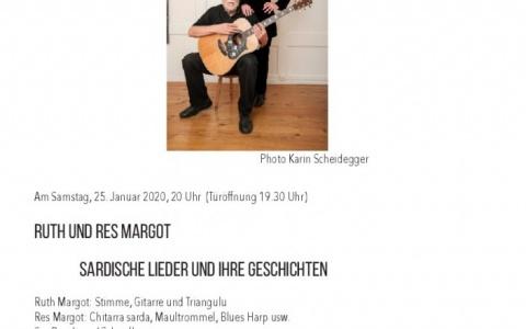 Ruth und Res Margot  - Stefs Kulturbistro Ostermundigen