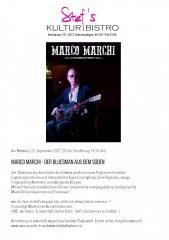 Marco Marchi - Stefs Kulturbistro