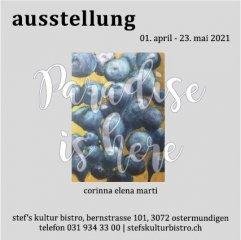 Corinna Elena Marti - Stefs Kulturbistro