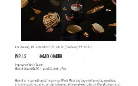 Hamid - Stefs Kulturbistro