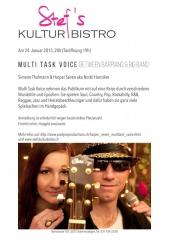 Multi Task Voice