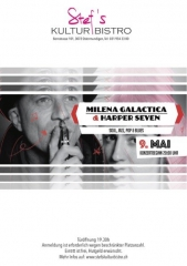 Harper7 und Milena Galactica