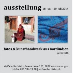 Ausstellung Kaethi Roth