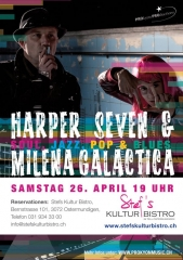 milena galactica und harper7